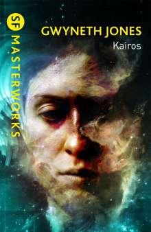 Gwyneth Jones: Kairos, Buch