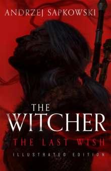 Andrzej Sapkowski: The Last Wish, Buch