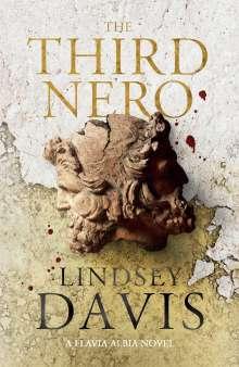 Lindsey Davis: The Third Nero, Buch