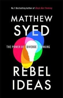 Matthew Syed: Rebel Ideas, Buch