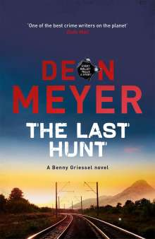 Deon Meyer: The Last Hunt, Buch