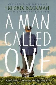Fredrik Backman: A Man Called Ove, Buch