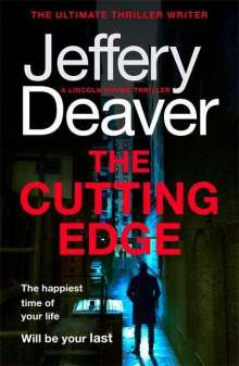 Jeffery Deaver: The Cutting Edge, Buch
