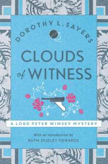 Dorothy L. Sayers: Clouds of Witness, Buch