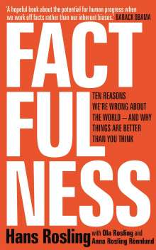 Hans Rosling: Factfulness, Buch