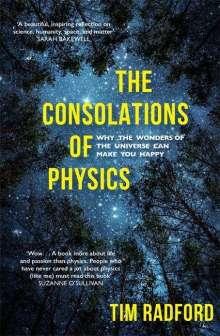 Tim Radford: The Consolations of Physics, Buch