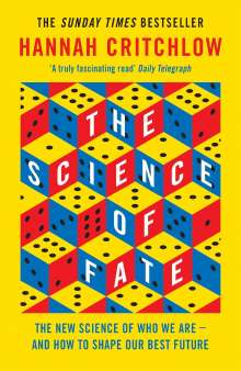 Hannah Critchlow: The Science of Fate, Buch