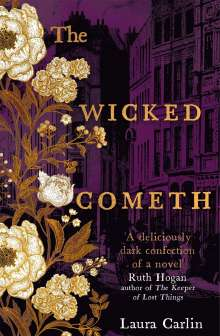 Laura Carlin: The Wicked Cometh, Buch