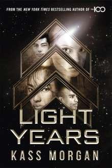 Kass Morgan: Light Years, Buch