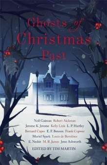 M. R. James: Ghosts of Christmas Past, Buch
