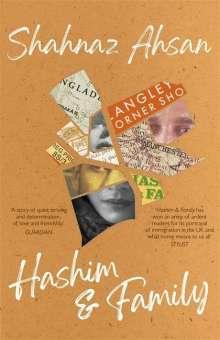 Shahnaz Ahsan: Hashim & Family, Buch
