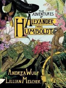 Andrea Wulf: The Adventures of Alexander von Humboldt, Buch