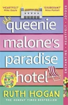 Ruth Hogan: Queenie Malone's Paradise Hotel, Buch