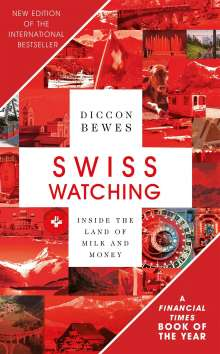 Diccon Bewes: Swiss Watching, Buch