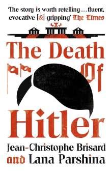 Jean-Christophe Brisard: The Death of Hitler, Buch