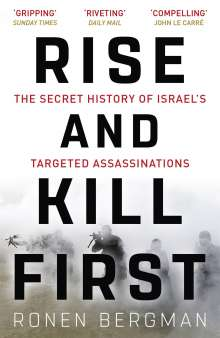 Ronen Bergman: Rise and Kill First, Buch