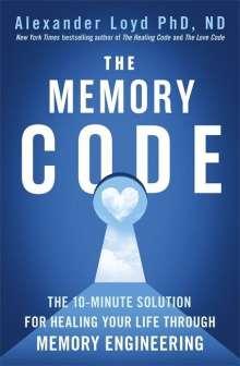 Alex Loyd: The Memory Code, Buch