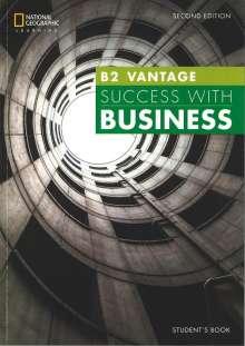 John Hughes (Duke University): Success with Business B 2 Vantage - Student's Book, Buch