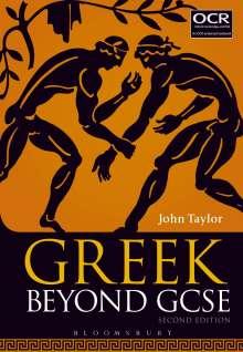 John Taylor: Greek Beyond GCSE, Buch