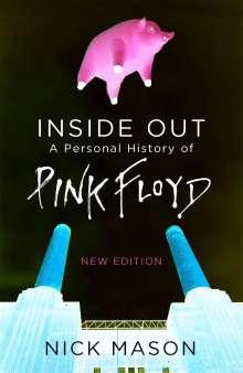 Nick Mason: Inside Out, Buch