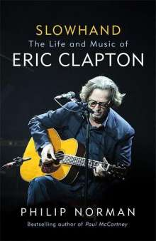 Philip Norman: Slowhand, Buch