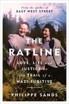Philippe Sands: The Ratline, Buch
