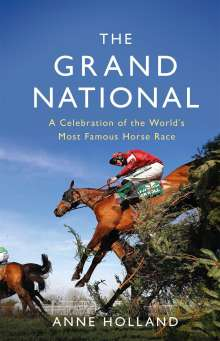 Anne Holland: The Grand National, Buch