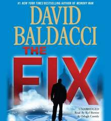 David Baldacci (geb. 1960): The Fix, 7 CDs