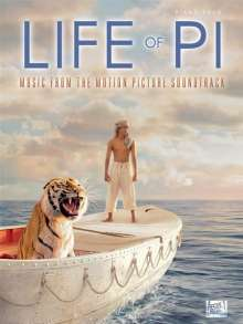 Mychael Danna: The Life Of Pi (Piano Solo), Noten