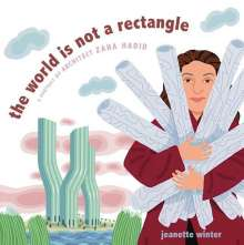 Jeanette Winter: The World Is Not a Rectangle, Buch