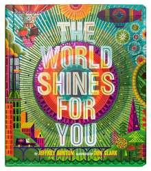 Jeffrey Burton: The World Shines for You, Buch