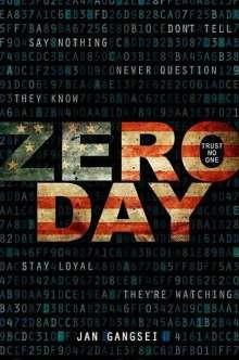 Jan Gangsei: Zero Day, Buch
