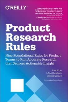C. Todd Lombardo: Product Research Rules, Buch