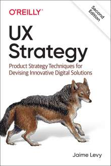 Jaime Levy: UX Strategy, Buch