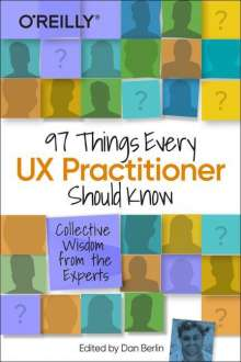 Daniel Berlin: 97 Things Every UX Designer Should Know, Buch
