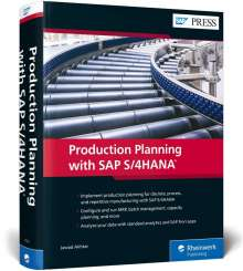 Jawad Akhtar: Production Planning with SAP S/4HANA, Buch