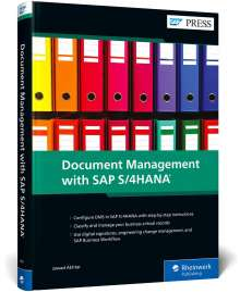 Jawad Akhtar: Document Management with SAP S/4HANA, Buch