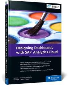 Erik Bertram: Designing Dashboards with SAP Analytics Cloud, Buch