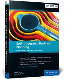 Sandy Markin: SAP Integrated Business Planning, Buch