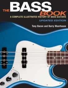 Tony Bacon: The Bass Book, Buch