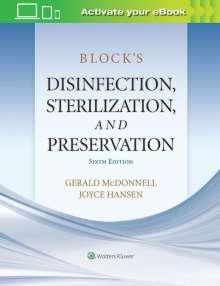 Joyce Hansen: Block's Disinfection, Sterilization, and Preservation, Buch