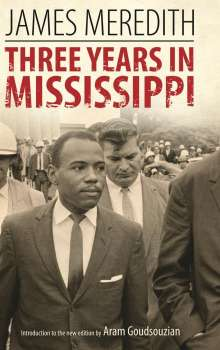 James Meredith: Three Years in Mississippi, Buch