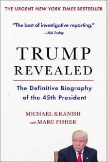 Michael Kranish: Trump Revealed, Buch