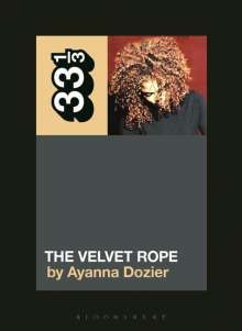 Ayanna Dozier: Janet Jackson's the Velvet Rope, Buch