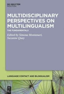 Multidisciplinary Perspectives on Multilingualism, Buch