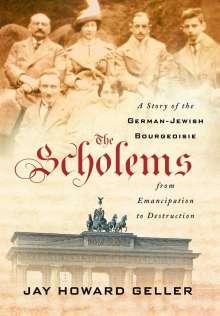 Jay Howard Geller: The Scholems, Buch