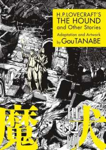 Gou Tanabe: H.p. Lovecraft's The Hound And Other Stories (manga), Buch
