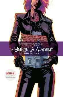 Gerard Way: The Umbrella Academy Volume 3: Hotel Oblivion, Buch