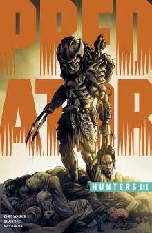 Chris Warner: Predator: Hunters Iii, Buch