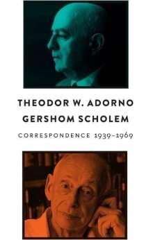 Theodor W. Adorno: Correspondence, 1939 - 1969, Buch